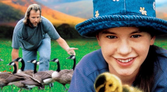 Fly Away Home - Jeff Daniels Anna Paquin Dana Delany